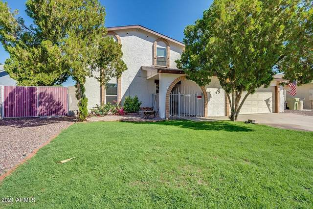 4540 W Brown Street, Glendale, AZ 85302 (MLS #6259395) :: Yost Realty Group at RE/MAX Casa Grande
