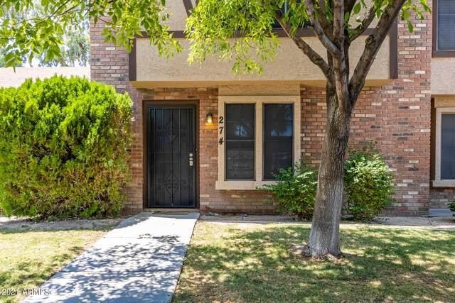 7905 W Thunderbird Road #274, Peoria, AZ 85381 (MLS #6259451) :: Yost Realty Group at RE/MAX Casa Grande