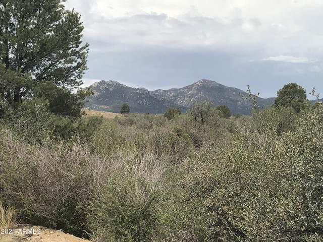 17424 S Juniper Drive, Peeples Valley, AZ 86332 (MLS #6259469) :: Elite Home Advisors