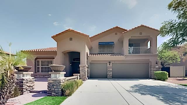 9573 W Keyser Drive, Peoria, AZ 85383 (MLS #6259487) :: Yost Realty Group at RE/MAX Casa Grande
