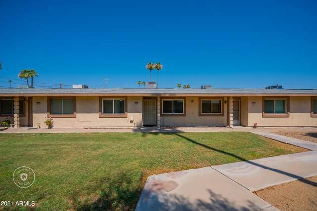 10573 W Coggins Drive, Sun City, AZ 85351 (MLS #6259495) :: Yost Realty Group at RE/MAX Casa Grande