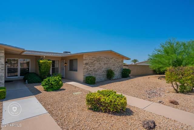 13315 W Stonebrook Drive, Sun City West, AZ 85375 (MLS #6259538) :: The Daniel Montez Real Estate Group