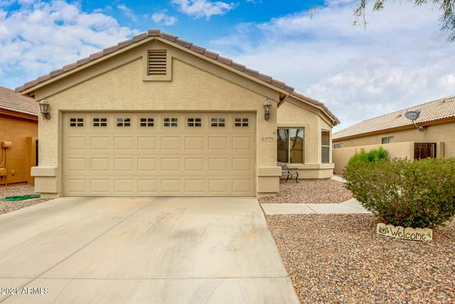 45794 W Sheridan Road, Maricopa, AZ 85139 (MLS #6259561) :: Klaus Team Real Estate Solutions