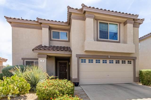 7500 E Deer Valley Road #5, Scottsdale, AZ 85255 (MLS #6259600) :: Jonny West Real Estate