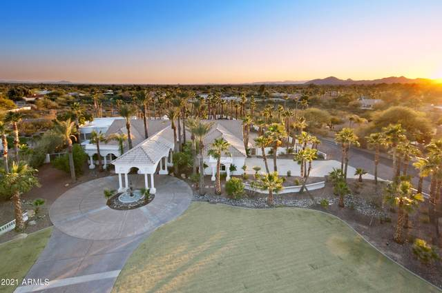 10225 E Sweetwater Avenue, Scottsdale, AZ 85260 (MLS #6259605) :: Yost Realty Group at RE/MAX Casa Grande