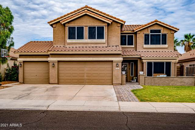 890 S Meadows Drive, Chandler, AZ 85224 (MLS #6259614) :: Yost Realty Group at RE/MAX Casa Grande