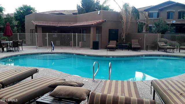 7726 E Baseline Road #221, Mesa, AZ 85209 (MLS #6259615) :: Yost Realty Group at RE/MAX Casa Grande