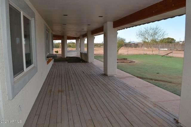 21616 W Lone Mountain Road, Wittmann, AZ 85361 (MLS #6259624) :: Executive Realty Advisors