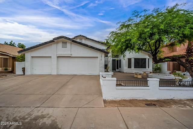 10914 N 57TH Avenue, Glendale, AZ 85304 (MLS #6259632) :: Yost Realty Group at RE/MAX Casa Grande