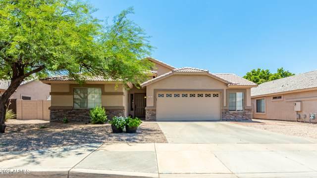 7661 E Camino Street, Mesa, AZ 85207 (MLS #6259651) :: Yost Realty Group at RE/MAX Casa Grande