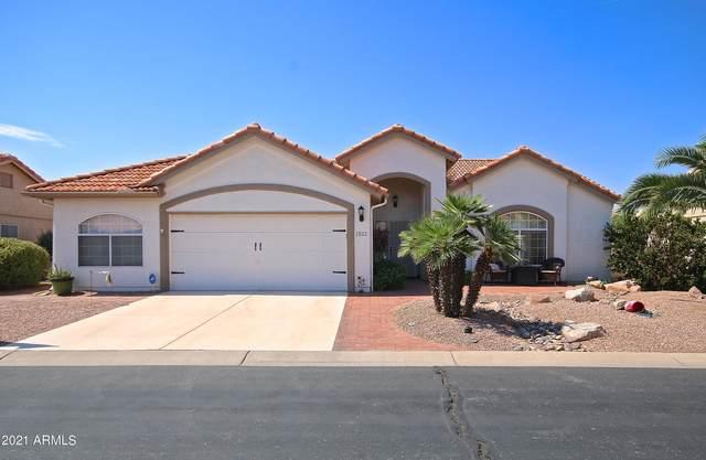 1521 E Desert Inn Drive, Chandler, AZ 85249 (MLS #6259709) :: Executive Realty Advisors