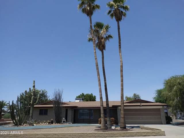 228 N 58TH Place, Mesa, AZ 85205 (MLS #6259774) :: The Dobbins Team