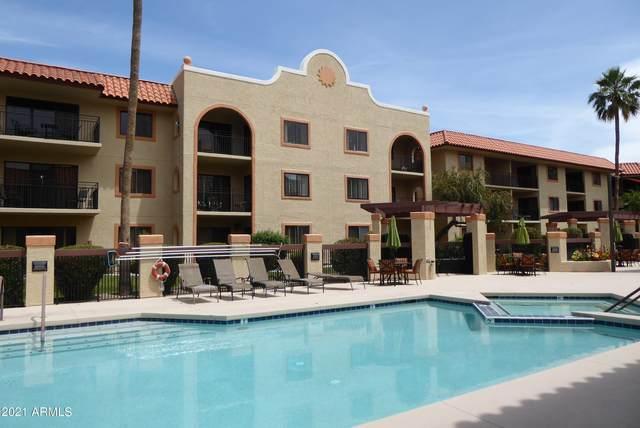 10330 W Thunderbird Boulevard C205, Sun City, AZ 85351 (MLS #6259776) :: CANAM Realty Group