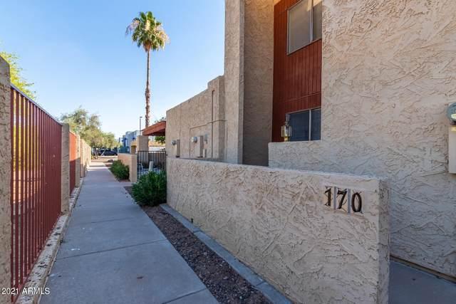 2165 E University Drive #170, Mesa, AZ 85213 (MLS #6259787) :: Yost Realty Group at RE/MAX Casa Grande