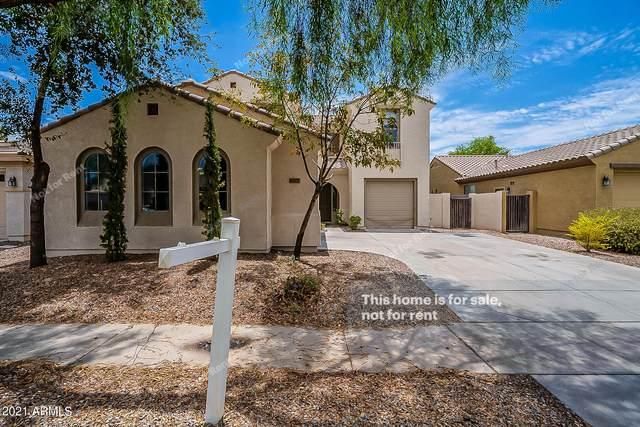 4317 S Ranger Trail, Gilbert, AZ 85297 (MLS #6259795) :: Yost Realty Group at RE/MAX Casa Grande