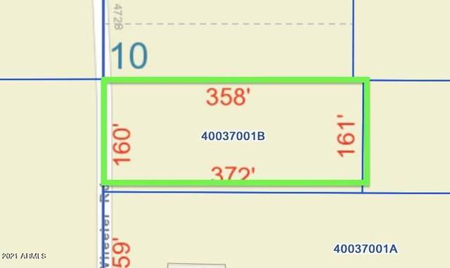 39xx''B'' N Wheeler Road, Coolidge, AZ 85128 (MLS #6259809) :: Yost Realty Group at RE/MAX Casa Grande