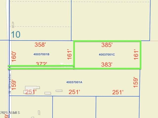 39xx''C'' N Wheeler Road, Coolidge, AZ 85128 (MLS #6259812) :: Yost Realty Group at RE/MAX Casa Grande
