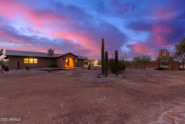 16182 W Burgholzer Lane, Casa Grande, AZ 85122 (MLS #6259821) :: The Garcia Group