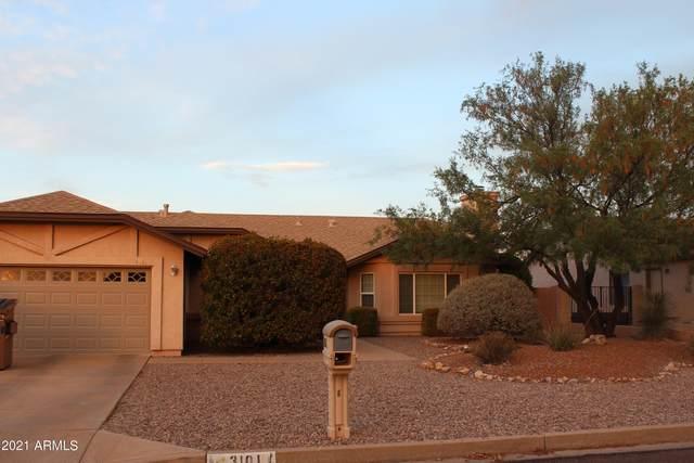 3101 S Nichols Drive, Sierra Vista, AZ 85650 (MLS #6259831) :: Yost Realty Group at RE/MAX Casa Grande
