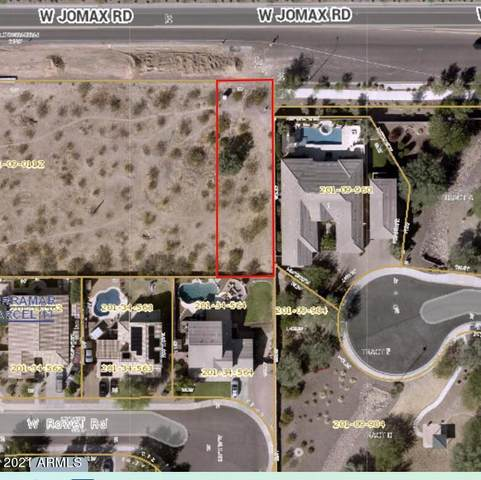 73rd Av W Jomax Road, Peoria, AZ 85383 (MLS #6259858) :: Howe Realty