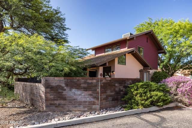1762 Corte Encantada A, Sierra Vista, AZ 85635 (MLS #6259957) :: Yost Realty Group at RE/MAX Casa Grande