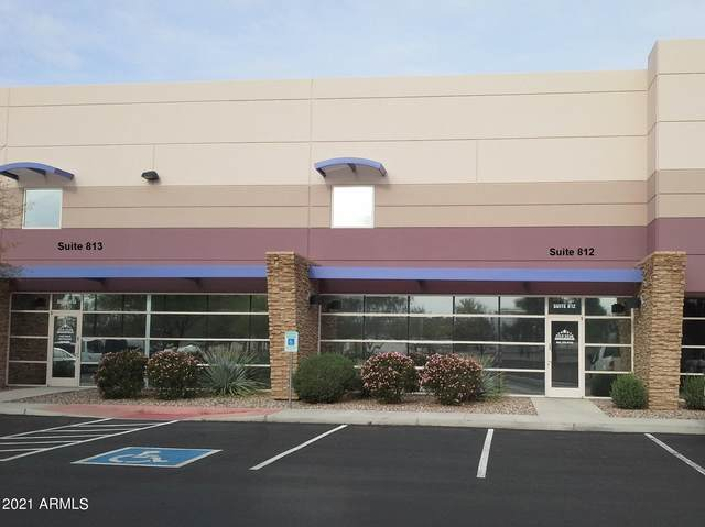 9299 W Olive Avenue #813, Peoria, AZ 85345 (MLS #6259959) :: Klaus Team Real Estate Solutions