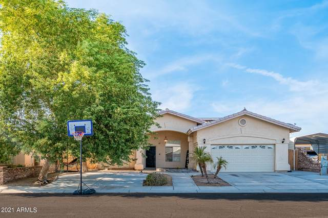 10350 E 37TH Place, Yuma, AZ 85365 (MLS #6260052) :: Yost Realty Group at RE/MAX Casa Grande