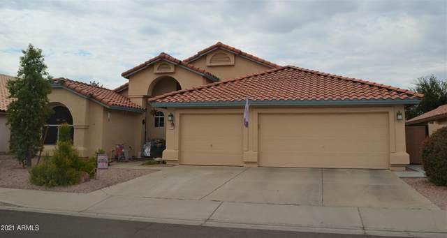 5757 W Ironwood Drive, Glendale, AZ 85302 (MLS #6260140) :: Yost Realty Group at RE/MAX Casa Grande