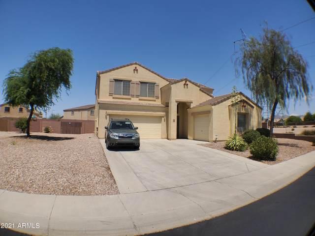 1716 S 230TH Drive, Buckeye, AZ 85326 (MLS #6260170) :: Yost Realty Group at RE/MAX Casa Grande