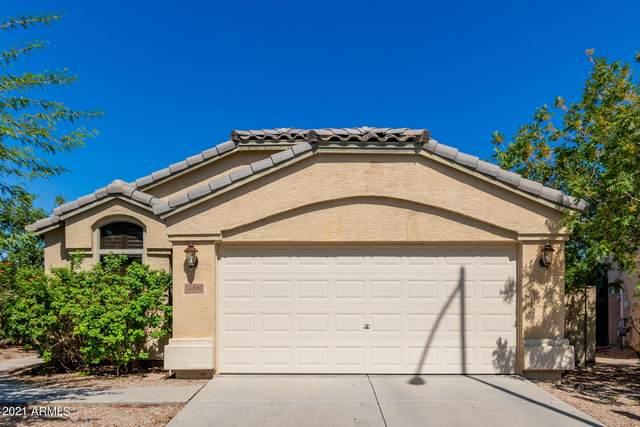 17580 N Gatun Avenue, Maricopa, AZ 85139 (MLS #6260201) :: Elite Home Advisors