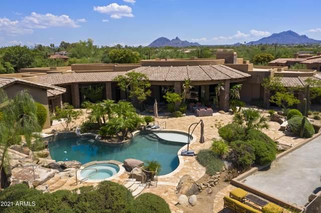 8255 E Overlook Drive, Scottsdale, AZ 85255 (MLS #6260227) :: Dave Fernandez Team | HomeSmart