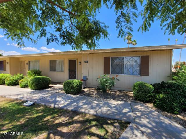 13244 N 109TH Avenue, Sun City, AZ 85351 (MLS #6260237) :: Service First Realty