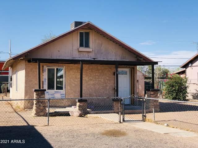 310 W 9TH Street, Casa Grande, AZ 85122 (MLS #6260242) :: Yost Realty Group at RE/MAX Casa Grande