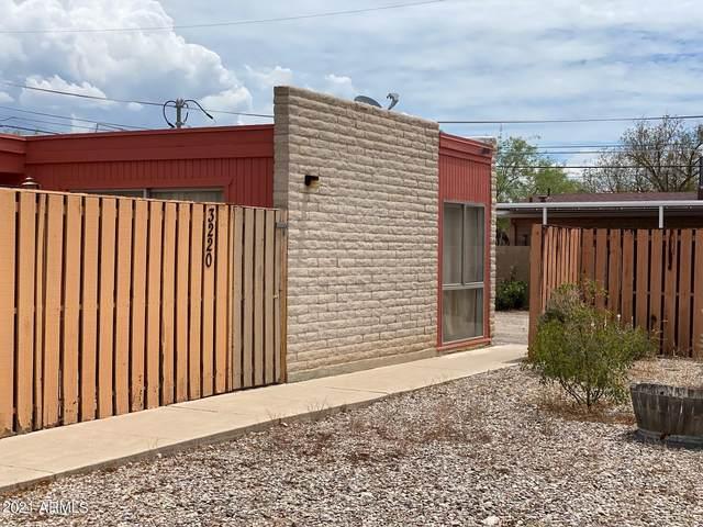 3220 N Cherry Avenue #9, Tucson, AZ 85719 (MLS #6260248) :: Yost Realty Group at RE/MAX Casa Grande