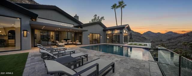 4129 E Sandy Mountain Road, Paradise Valley, AZ 85253 (MLS #6260271) :: Elite Home Advisors