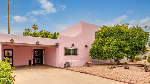 7749 E Chaparral Road, Scottsdale, AZ 85250 (MLS #6260278) :: Executive Realty Advisors
