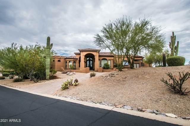 10465 E Candlewood Drive, Scottsdale, AZ 85255 (MLS #6260300) :: Scott Gaertner Group