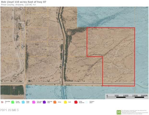 0 E Steele Road, Coolidge, AZ 85128 (MLS #6260302) :: Service First Realty