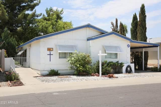 11275 N 99th Avenue #32, Peoria, AZ 85345 (MLS #6260345) :: Jonny West Real Estate