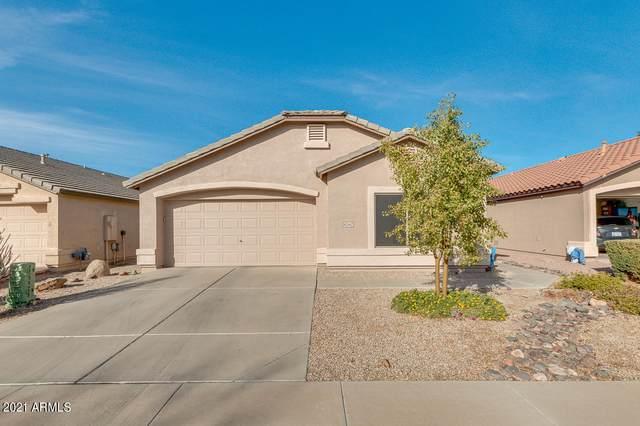 42562 W Michaels Drive, Maricopa, AZ 85138 (MLS #6260353) :: Executive Realty Advisors