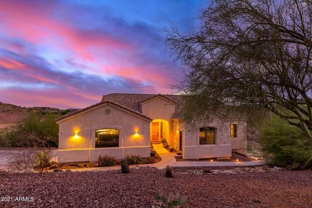 11000 N Buffalo Drive, Fountain Hills, AZ 85268 (MLS #6260388) :: Yost Realty Group at RE/MAX Casa Grande