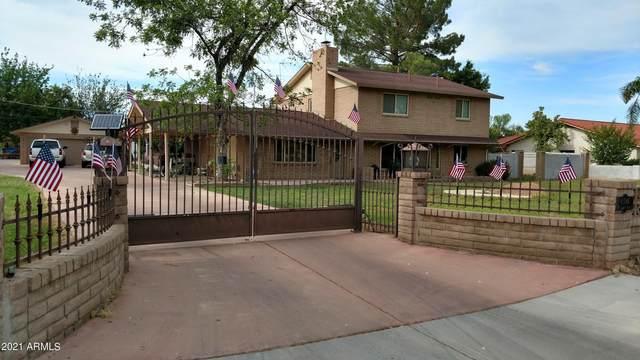 6546 W Surrey Avenue, Glendale, AZ 85304 (MLS #6260456) :: Conway Real Estate