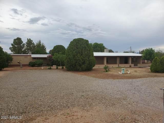 5227 S Santa Elena Avenue, Sierra Vista, AZ 85650 (MLS #6260461) :: Service First Realty