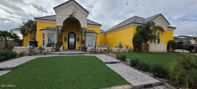18507 E Sunnydale Drive, Queen Creek, AZ 85142 (MLS #6260487) :: Yost Realty Group at RE/MAX Casa Grande
