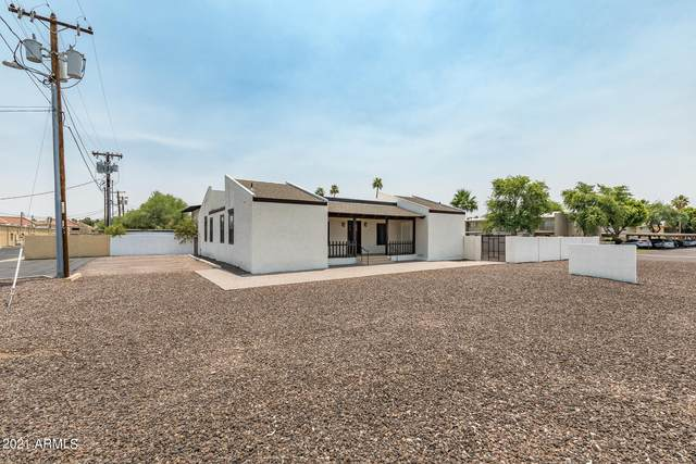 901 N Hayden Road, Scottsdale, AZ 85257 (MLS #6260493) :: Scott Gaertner Group