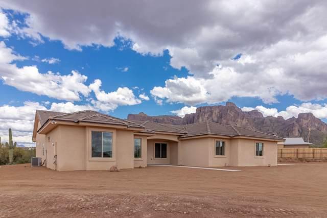3789 W Jomar Trail, Queen Creek, AZ 85142 (MLS #6260518) :: The Daniel Montez Real Estate Group