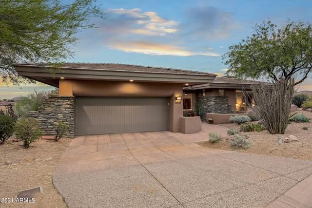 10157 E Old Trail Road, Scottsdale, AZ 85262 (MLS #6260524) :: Jonny West Real Estate