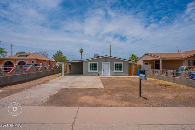 4616 S 9TH Street, Phoenix, AZ 85040 (MLS #6260552) :: Yost Realty Group at RE/MAX Casa Grande