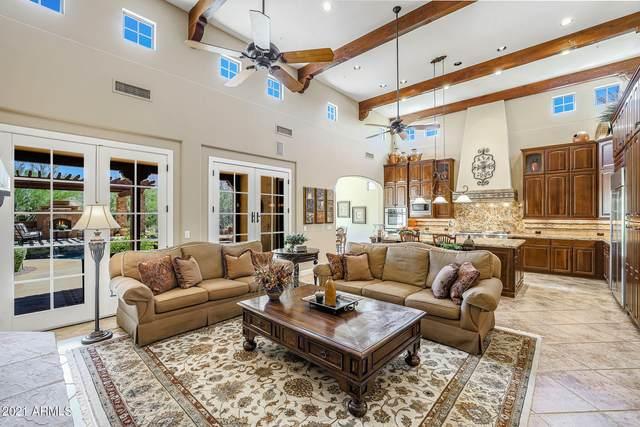 17581 N 95TH Street, Scottsdale, AZ 85255 (MLS #6260558) :: Executive Realty Advisors