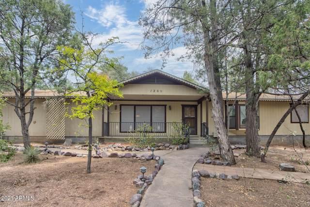 1209 N Gila Drive, Payson, AZ 85541 (MLS #6260631) :: Dave Fernandez Team | HomeSmart
